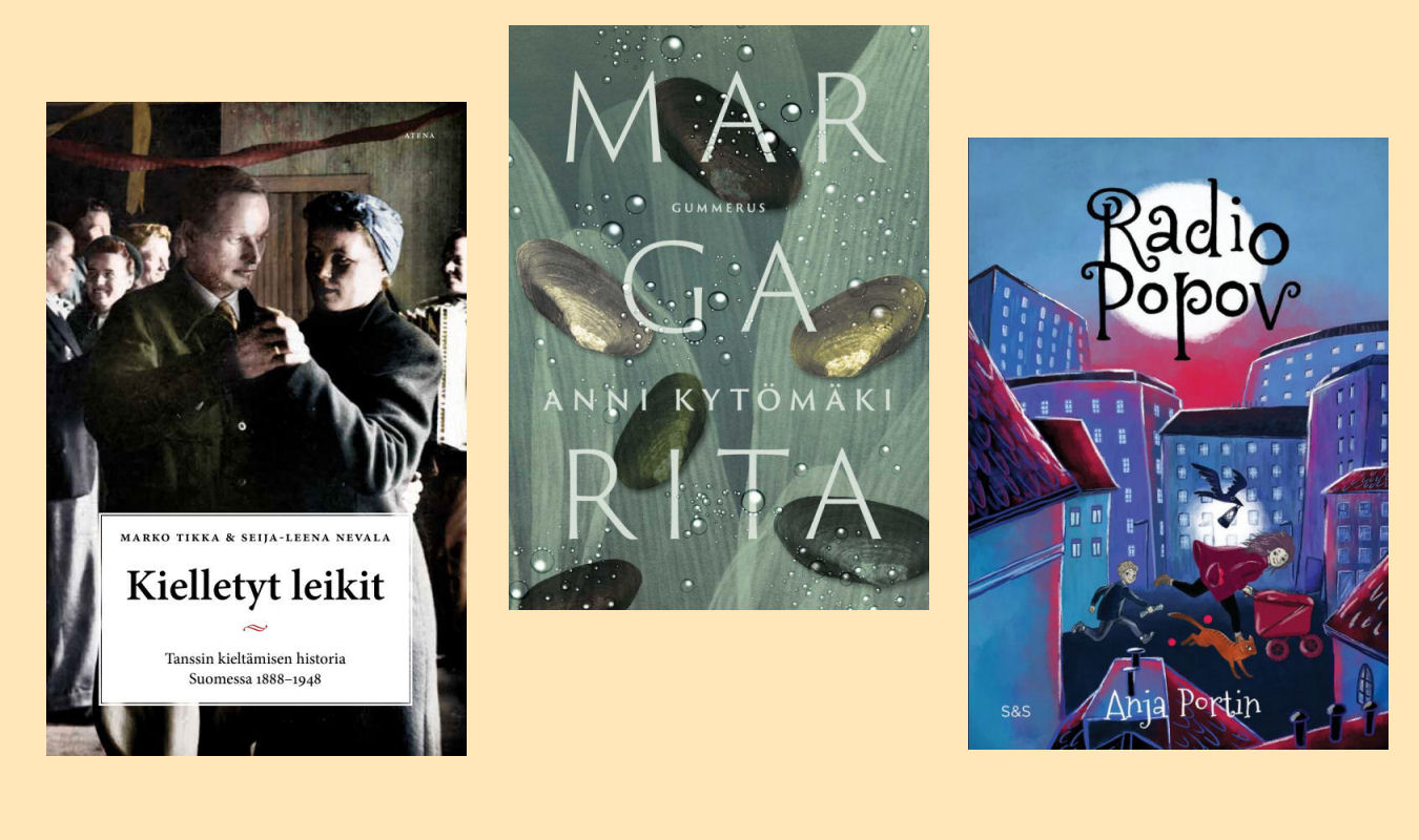 Kirjallisuuden Finlandia-palkinnon voittajat 2020